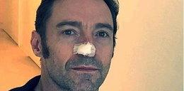 Szóste wycięcie raka z twarzy Jackmana. Aktor wygłosił apel w tej sprawie