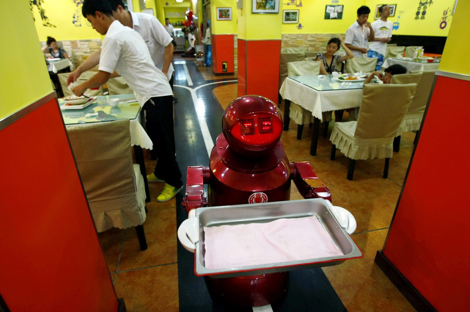 CHINA ROBOTS RESTAURANT