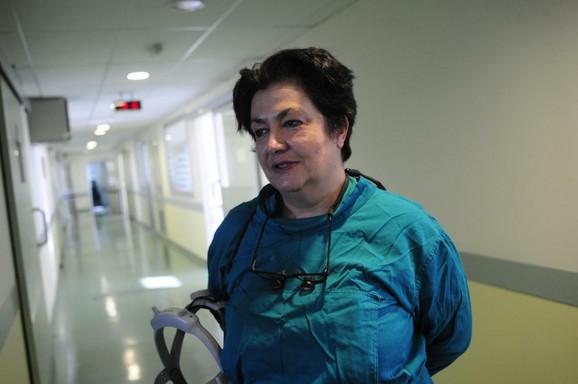 Prof. dr Mila Stajević