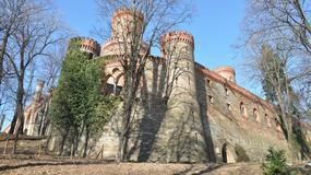 Turystyczny cud w Kamieńcu Ząbkowickim - nowe życie monumentalnego pałacu