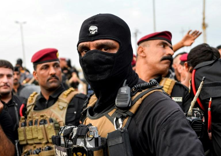 "Iraqi Prime Minister Adel Abdel Mahdi paid tribute to the security forces after Tuesday's protests but President Barham Saleh condemned the violence, saying: ""Peaceful protest is a constitutional right"""