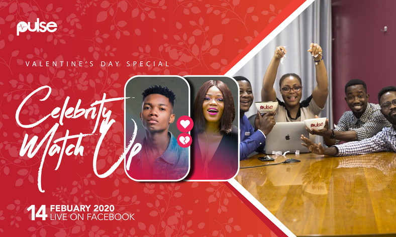Pulse Celebrity Match Up: A Valentine's Day special