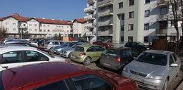 Nie mamy gdzie parkować!