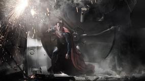 """Zobacz muskularnego Henry'ego Cavilla na planie nowego """"Supermana"""""""