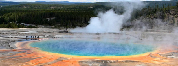 Park Yellowstone fot.flickr/Alaskan Dude