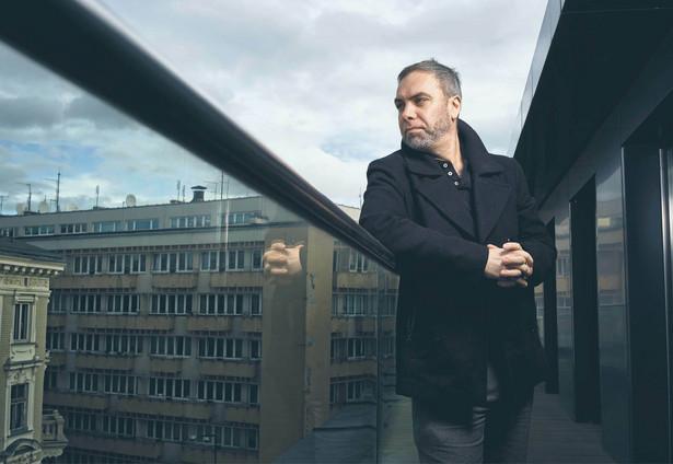 Mikołaj Mirowski doktor historii, publicysta, pracownik Muzeum Historii Polski