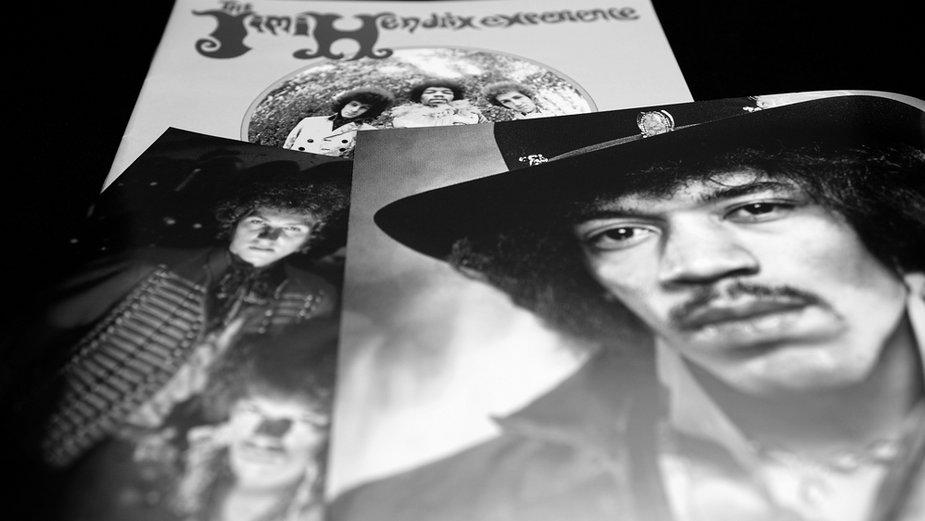 W 2020 r. przypada 50. rocznica śmierci Jimiego Hendrixa