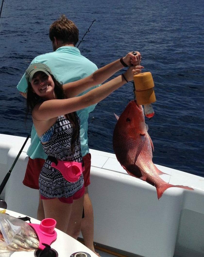 One wiedzą jak złapać dużą rybę