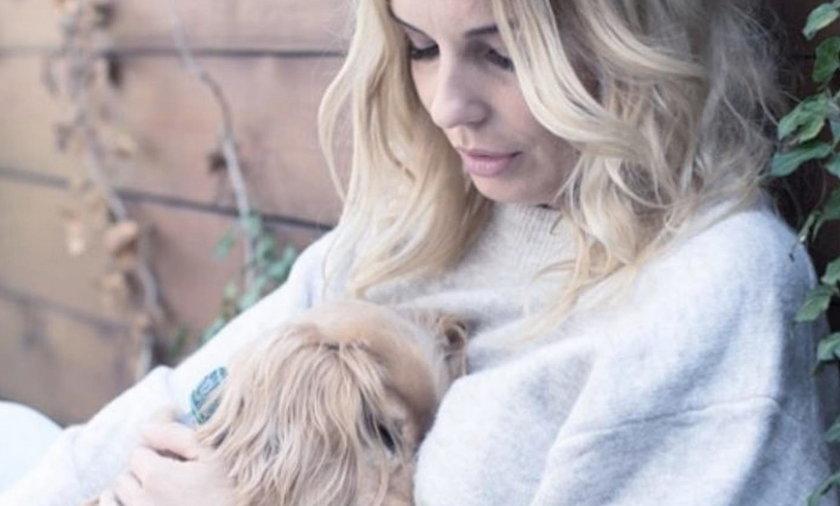Agnieszka Włodarczyk poinformowała o śmierci swojego psa
