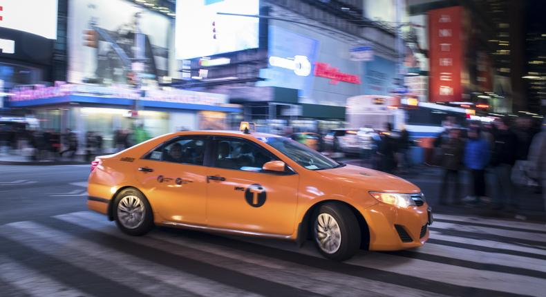 A bailout for taxi drivers? The mayor says no, but others keep pushing
