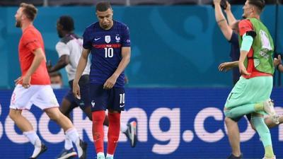 Euro 2020 : La Suisse élimine la France