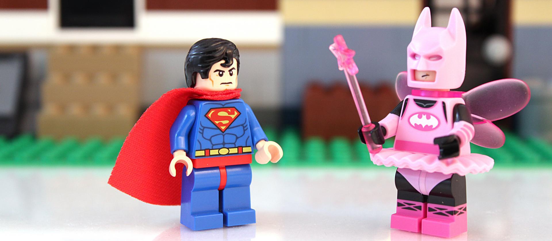 """Koniec z różowymi klockami LEGO dla dziewczynek. """"Odchodzimy od dawnego typu myślenia"""""""