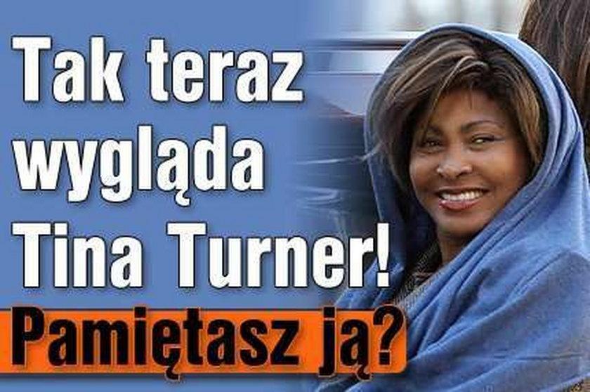 Tak teraz wygląda Tina Turner! Pamiętasz ją?