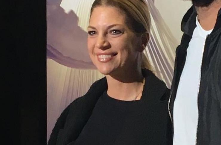 Katarina Sotirović sa suprugom glavna