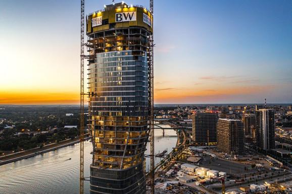 ČINJENICE O KULI BEOGRAD KOJE NISTE ZNALI Arhitektura novog simbola prestonice ima POSEBNO ZNAČENJE, a na samom vrhu zgrade nalaziće se nešto zaista veličanstveno