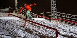 W Wilanowie otwierają snowpark! Atrakcje dla starszych i młodszych