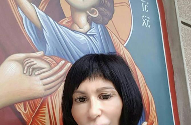 Snežana je zvezda Fejsbuka zbog svojih slika