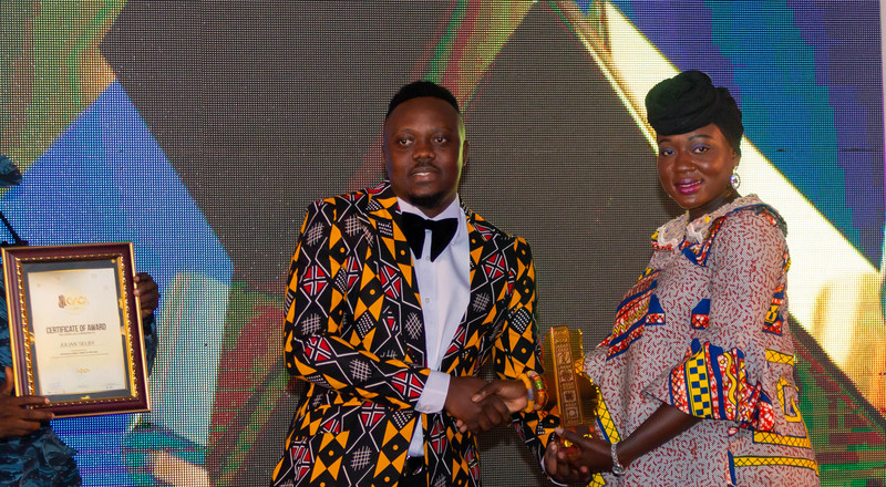 Artwork by Pimpin wins maiden edition of Ghana Arts and Culture awards
