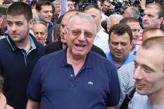 političari deca roditelji02 Vojislav Aleksandar Nikola Šešelj foto RAS Srbija E. Čonkić