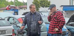 Ojciec Mateusz: Mafia taksówkowa w Sandomierzu