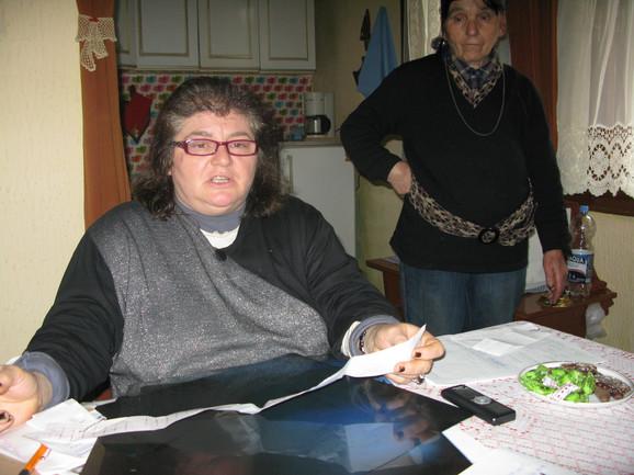 Sestra i majka pokojnog Dragana Malovića
