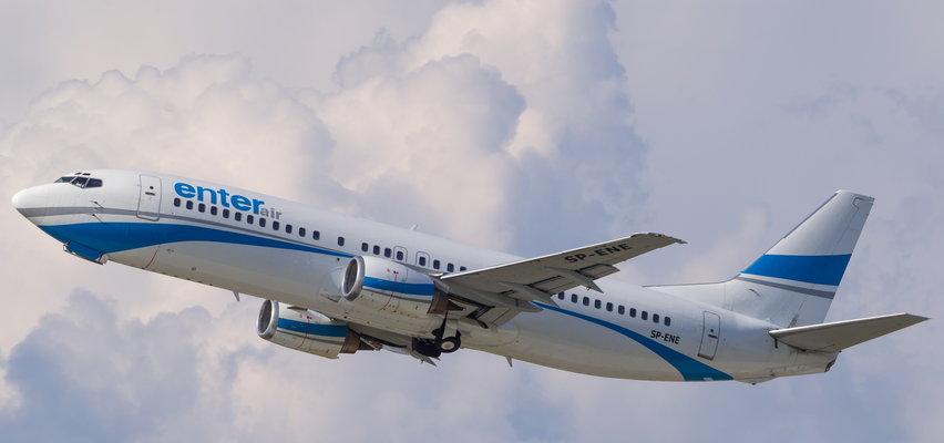 Polski samolot awaryjnie lądował w Etiopii. Wcześniej się zapalił