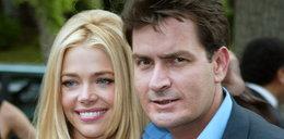 Charlie Sheen oświadczył się byłej żonie