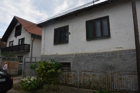 Davorova kuća u Jabukovcu