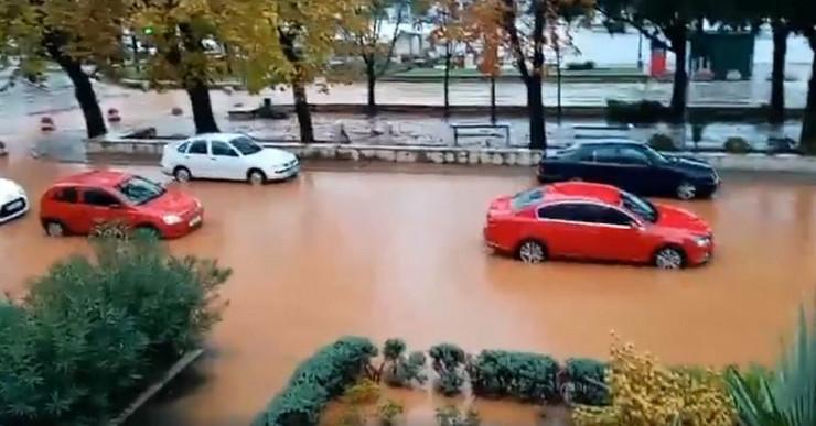 Oluja u Hrvatskoj