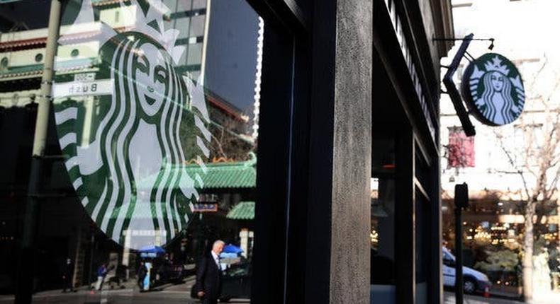 Starbucks apologizes after six police officers in Arizona say they were asked to leave