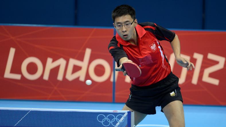Wang Zeng Yi przegrał z He Zhi Wenem