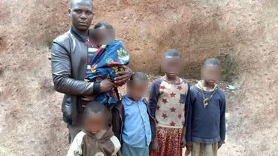 Angry man takes daughter from 'son-in-law' who failed to pay bride price but has 5 kids