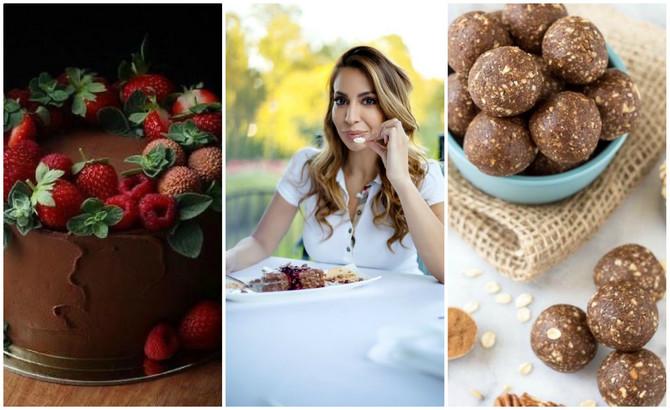 Nutricionista Ana Petrović dala nam je recepte za nekoliko zdravih slatkiša