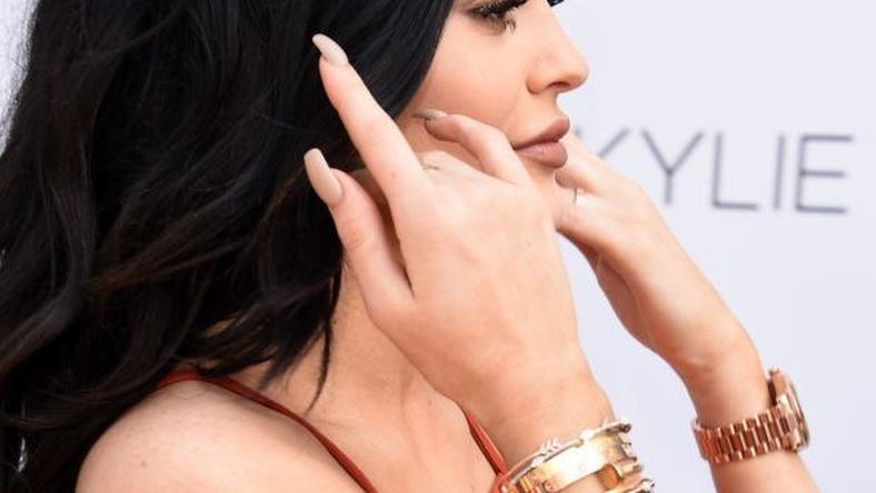 Kylie Jenner reveals she's been stuck in her Cartier Love bracelet for four years!