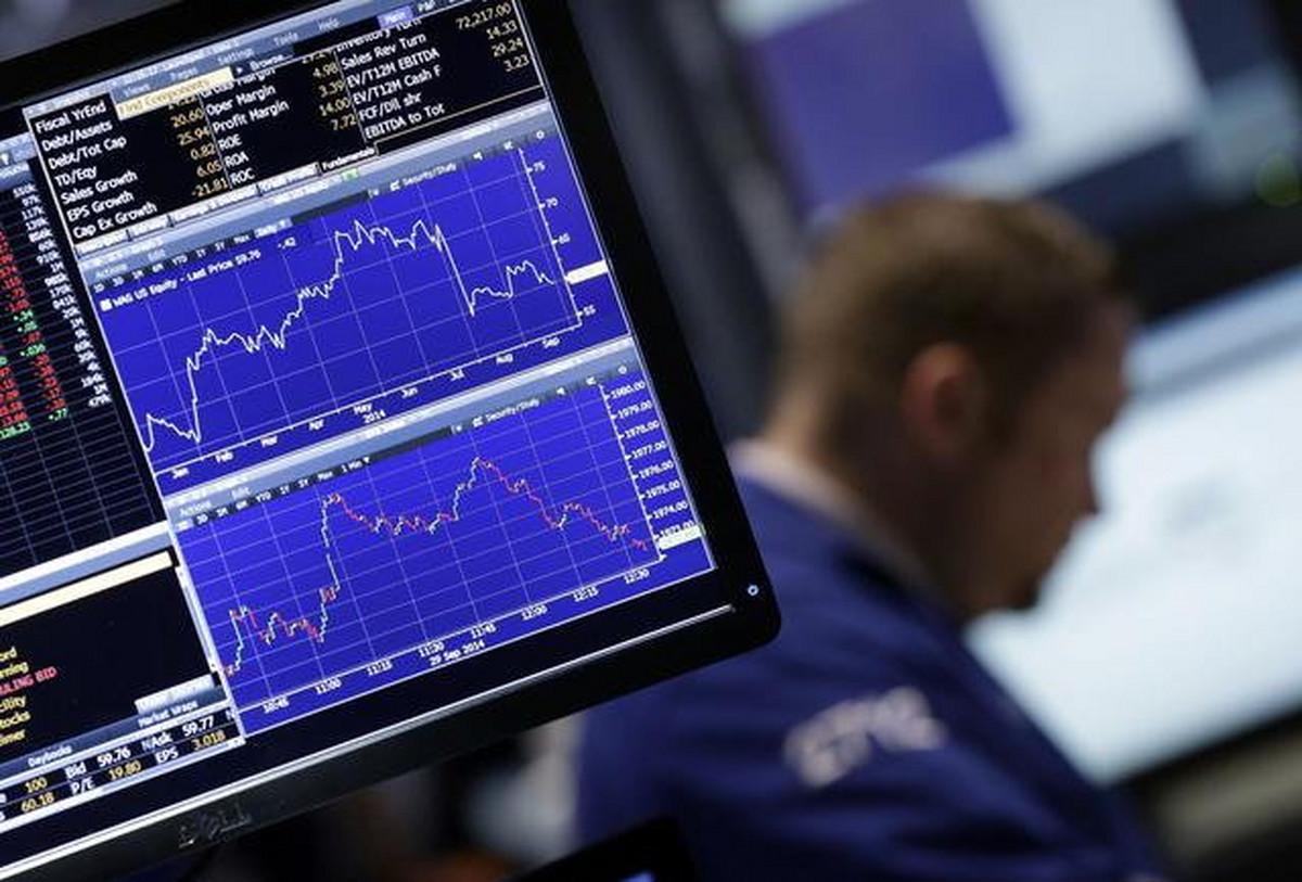 Akcije na Volstritu razlicite, evro u padu
