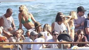 Leonardo DiCaprio, modelki w bikini i szalona impreza na jachcie