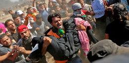 Masakra w Strefie Gazy. Jest wiele ofiar, w tym dzieci