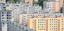 Polacy żyją w największej ciasnocie