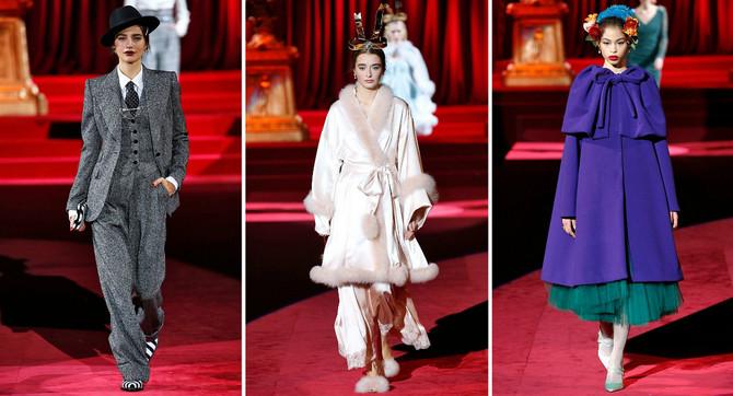 Dolce & Gabbana revija