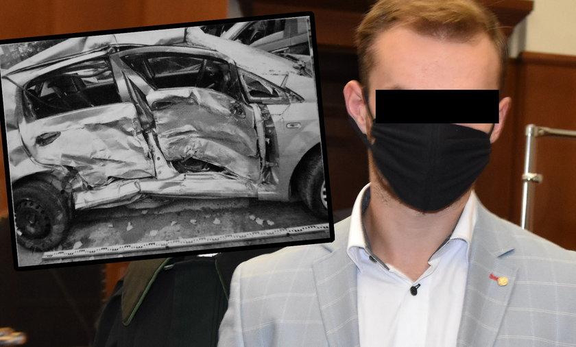 Tragiczny wypadek w Legnicy w którym zginęły dwie dziewczynki. Finał sprawy