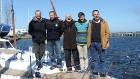 """Around North Pole Arctic 2013 - jacht """"Lady Dana 44"""" wypłynął w rejs dookoła bieguna północnego"""