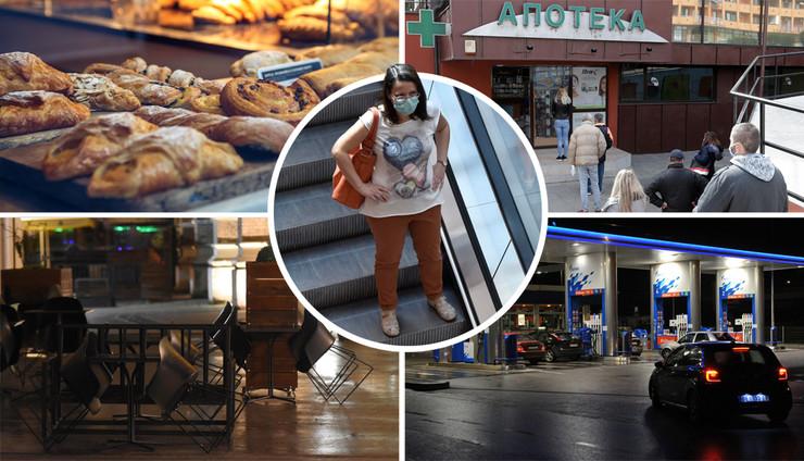 radno vreme pekare apoteke kafici pumpe RAS nenad Mihajlovic, Nenad Pavlovbic, Snezana Krstic, MIlos Cvetkovic Shutterstock