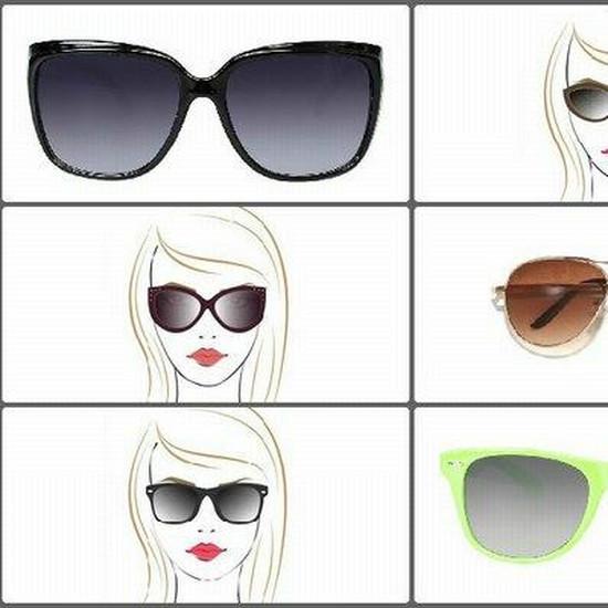 Dobierz Okulary Przeciwsłoneczne Do Kształtu Swojej Twarzy