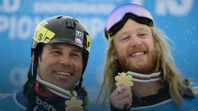 MŚ w snowboardzie: Amerykanie i Francuzki najlepsi w snowcrossie