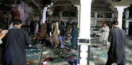 Atak na meczet. Mnóstwo ofiar