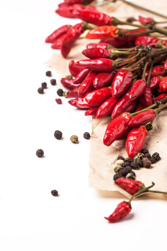 Dodajte u jelo samo pola kašičice ljute papričice i metabolozam će vam raditi kao sat