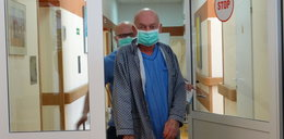 Pan Andrzej ma rzadką chorobę. Lekarze z Lublina dokonali cudu