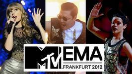 Już wiemy kto pojedzie na MTV EMA's do Frankfurtu!