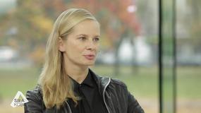 """Magdalena Cielecka: """"robię wszystko, by do końca przekonać widza, że to, co się dzieje, dzieje się naprawdę"""" [FRAGMENT]"""