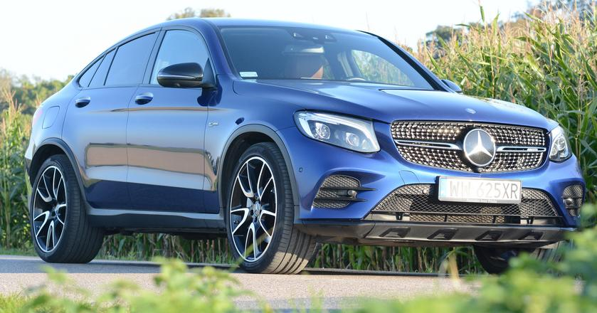 Mercedes AMG GLC43 Coupe
